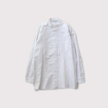 Stand collar relax fit shirt【SOLD】