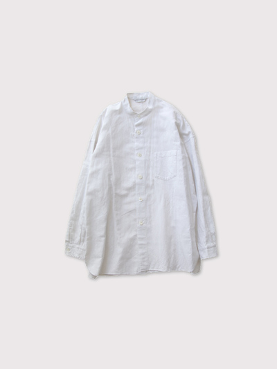 Stand collar relax fit shirt【SOLD】 1