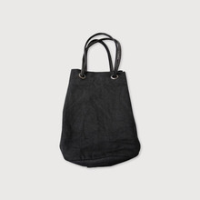 Oval lantern bag