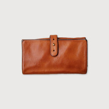 Simple jabara long wallet