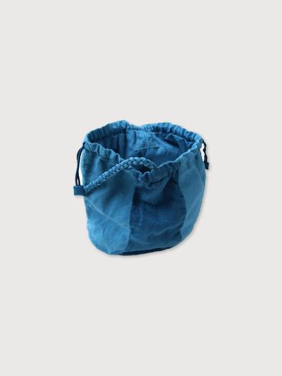 Patchwork drawstring bag S 【SOLD】 3