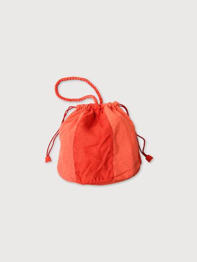 Patchwork drawstring bag S【SOLD】 1