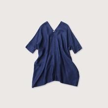 V-neck big tunic【SOLD】