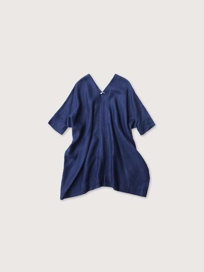 V-neck big tunic【SOLD】 1