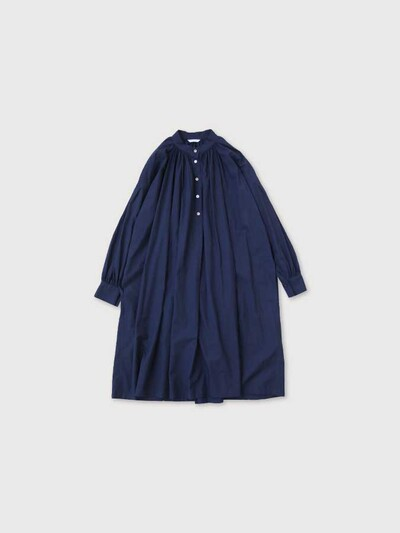 Button front gather blouse 1