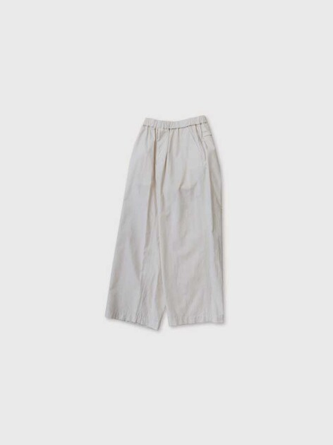 Standard easy wide pants 2