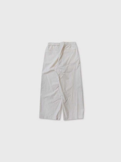 Standard easy wide pants 3