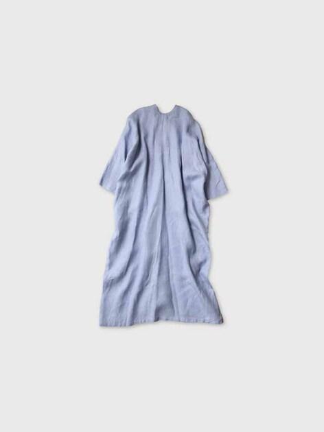Side slit meck long dress【SOLD】 2