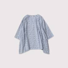 Short sleeve tent line blouse【SOLD】