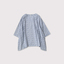 Short sleeve tent line blouse【SOLD】 1