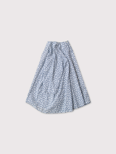 Short sleeve tent line blouse【SOLD】 2