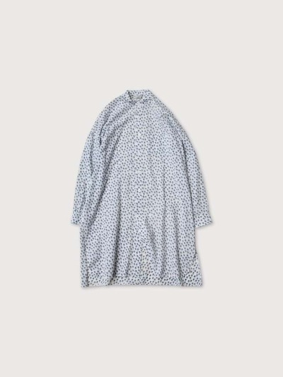 Stand collar shirt oop long【SOLD】 1