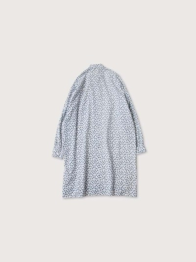 Stand collar shirt oop long【SOLD】 3