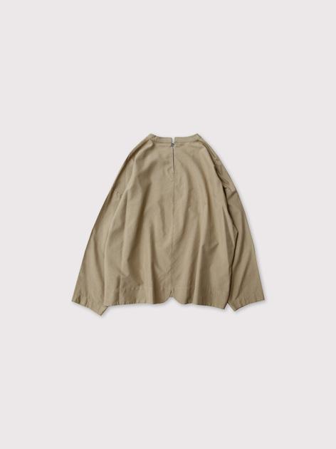 Bulky slip on blouse 3