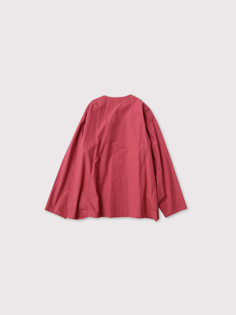 Side tuck blouse 3
