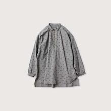 Mini collar gather shirt【SOLD】