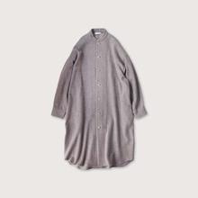 Bulky shirt coat