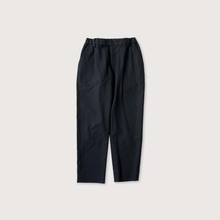 Loose easy tapered pants