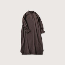 Slip on boxy shirt dress【SOLD】