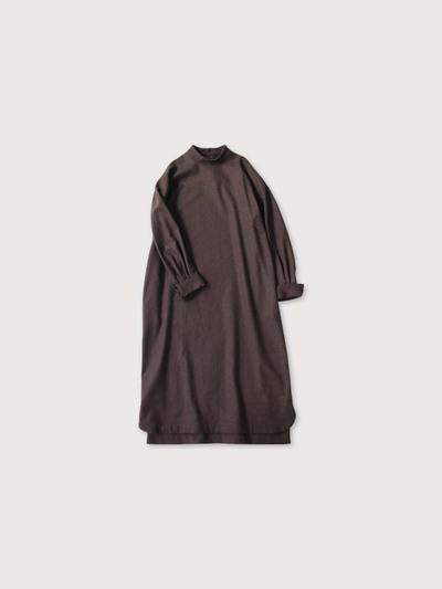 Slip on boxy shirt dress【SOLD】 1