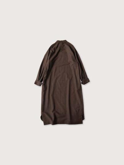 Slip on boxy shirt dress【SOLD】 3